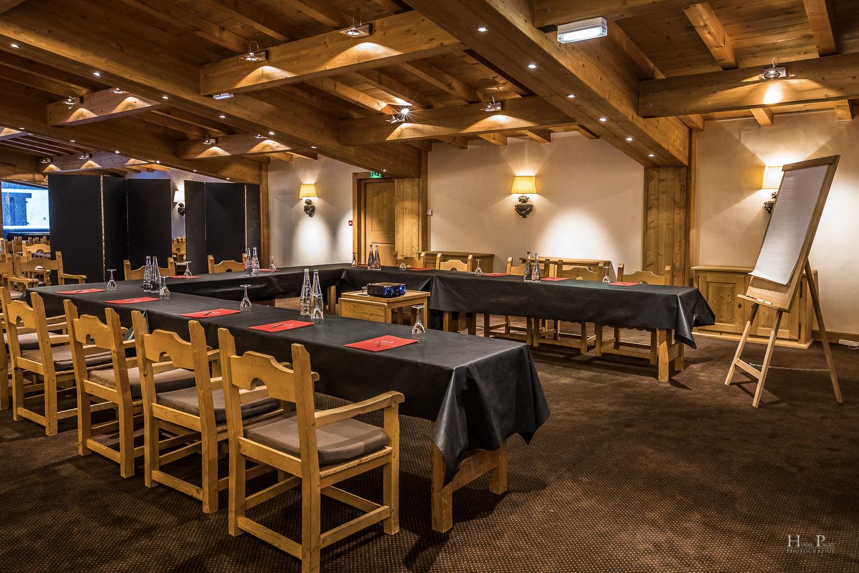 Seminars in Megève, in the Alps · Le Fer à Cheval
